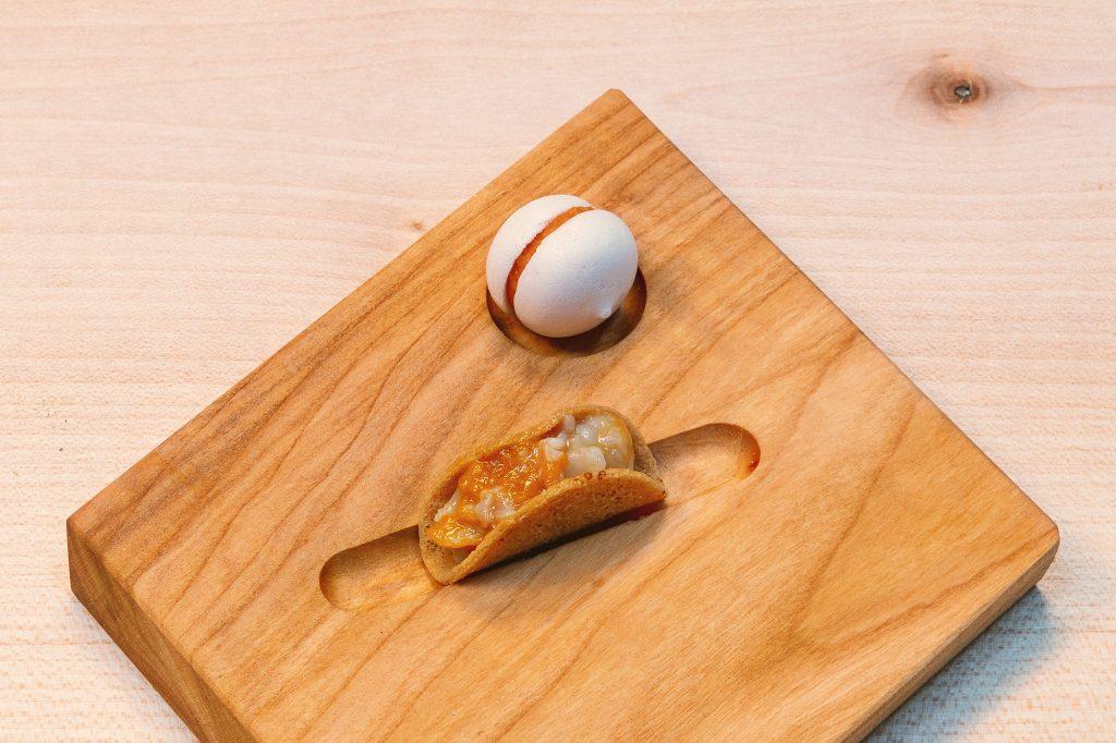 cashew taco – macaron