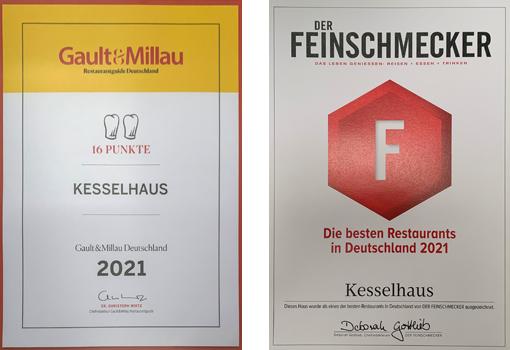 Zertfikate Kesselhaus 2021